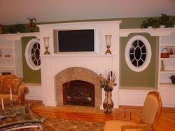 Fireplace    B