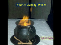 Faery Granting Wishes