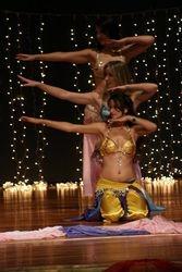 Belly Dance Babes Trio Dance