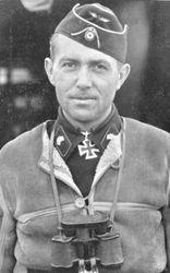 Panzer Commander,Major, Willy Jähde: