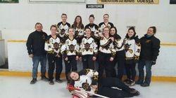 Manitoba Juvenile AllStar Girls