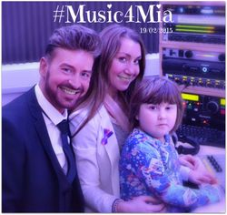 Music4Mia Charity Radio Marathon