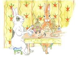 Fuzzy Bunny sample 2