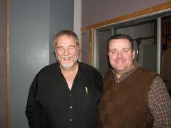 Chris and David Johnson
