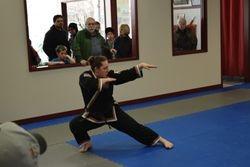 Doksa (Snake Form Kung Fu)