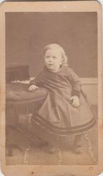 W. H. Cunningham, photographer, Lodi, OH