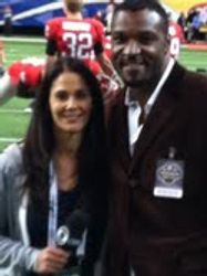 Tracy Wolfson for CBS sports