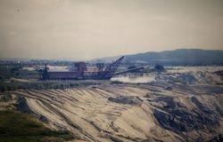 283 Tin Ore Dredge Kuala Lumpur