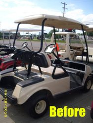 2003 Club Car Before
