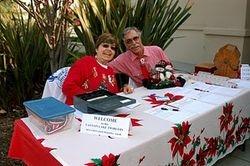 Our Treasurers, Jackie & Bil lBrown