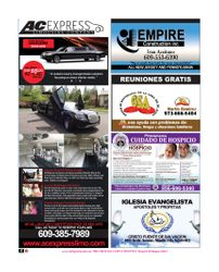 AC EXPRESS LIMOUSINES  (The Society Page en Espanol)