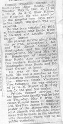 Garner, Donald F. 1963