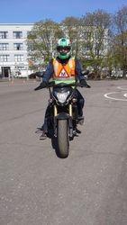 Jaunie macibu motocikli