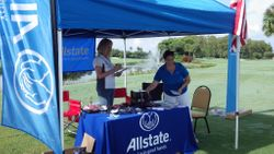 Allstate Tent & Workers