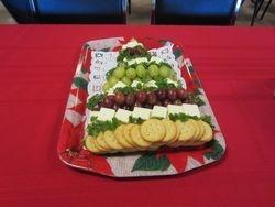 Fantastic dessert from Janet Schurko