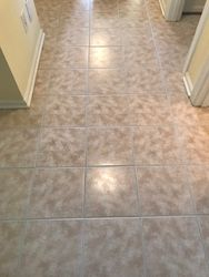 Bright, Clean Grout