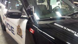 Police Interceptor SUV