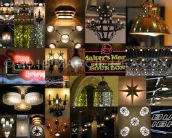 Santa Anita Clubhouse Lights