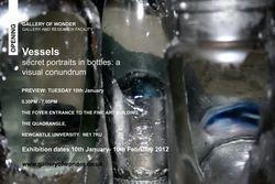 Vessels exhibition 2012