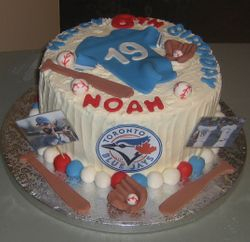 Baseball Blue Jays