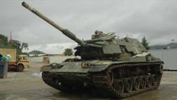 M-60 A3, Upgrade's continued: