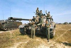 M48 Patton Tank: