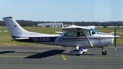 Cessna 182Q VH-OBW