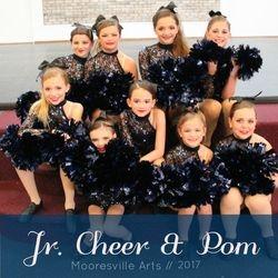 Jr. Cheer & Pom