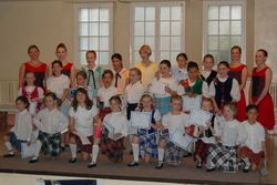 Bytown Highland Dancers 2009-2010
