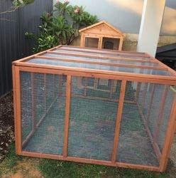 Enclosure Full Mesh Cube