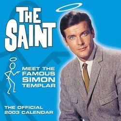 The Saint - Official Calendar (UK)