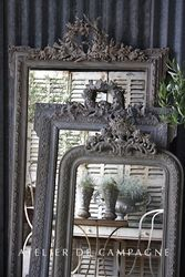 #24/219 Vignette French Mirrors Louis XVI detail