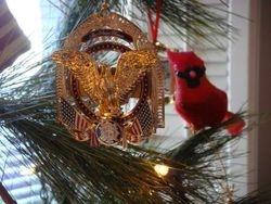 Capital Christmas Tree ornaments
