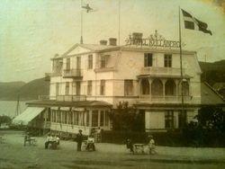 Hotell Kullaberg 1909