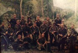 8 Troop C Coy Belize 1985