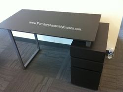 staples desk installation service in Washington DC