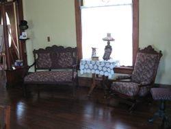 Reupholstered furniture