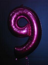 Megaloon Foil Number