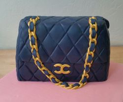 Chanel Quilted Purse