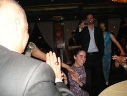 Dancing for Prof Khalil