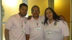 Erick, Nestor y esposo