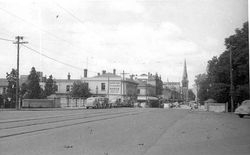 Colombo Street 1953
