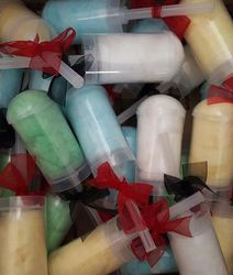 Push pop party favors