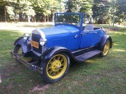 22.Model A roadster