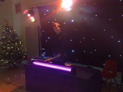 New years eve gig - Bletsoe 2010