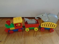 LEGO DUPLO LEGOVille My First Circus Train 5606 - $15