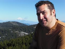 Mt Shasta and me