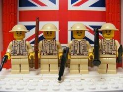 British Desert Commandos