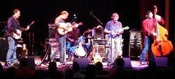 Sam Bush Band late set