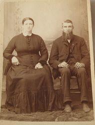 Ruhama A. (Anderson) Norris and Samuel Wilson Norris